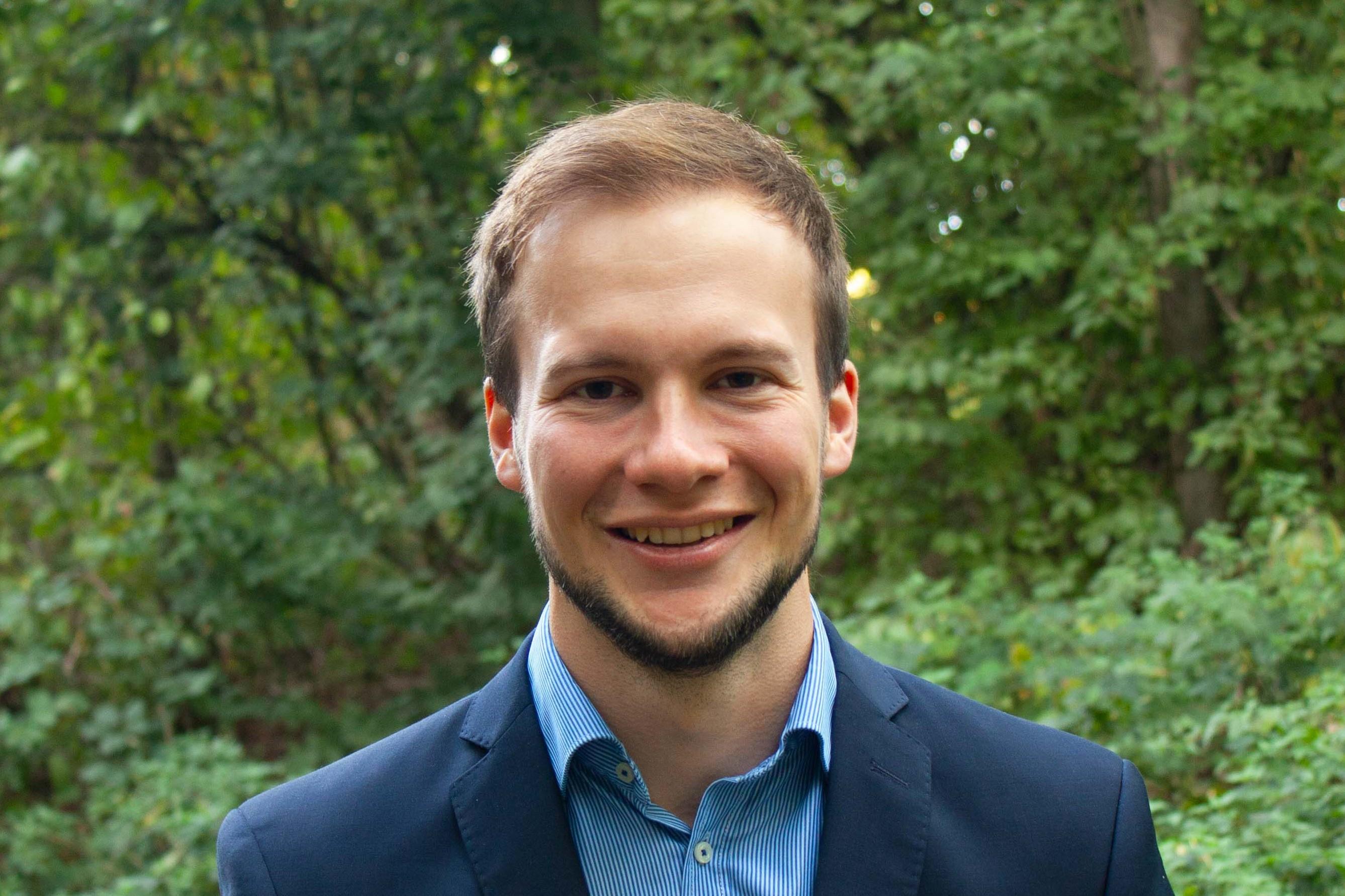 Pascal Wolff (M. Sc.)