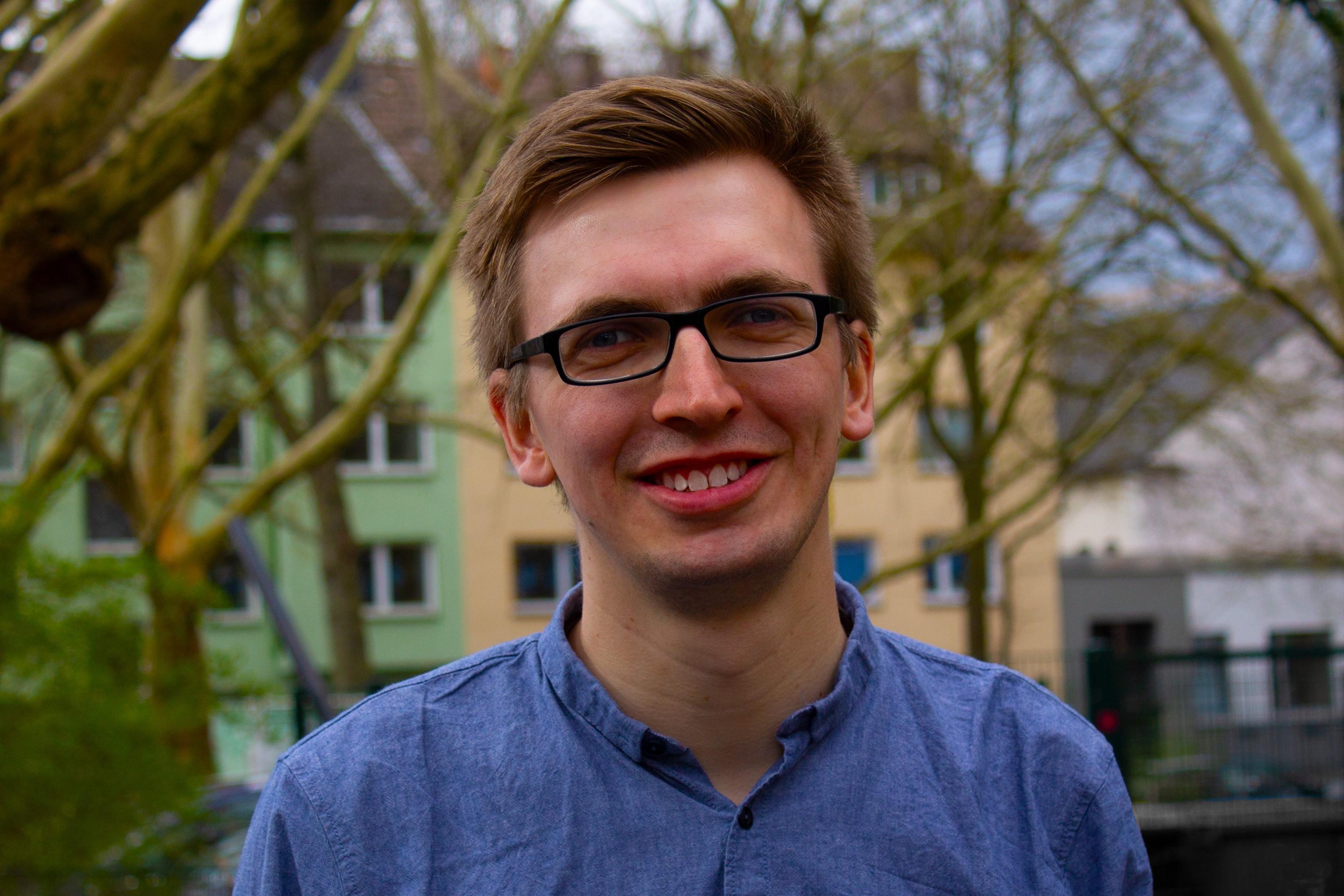 Johannes Schaub (cand. Bauingenieurwesen)