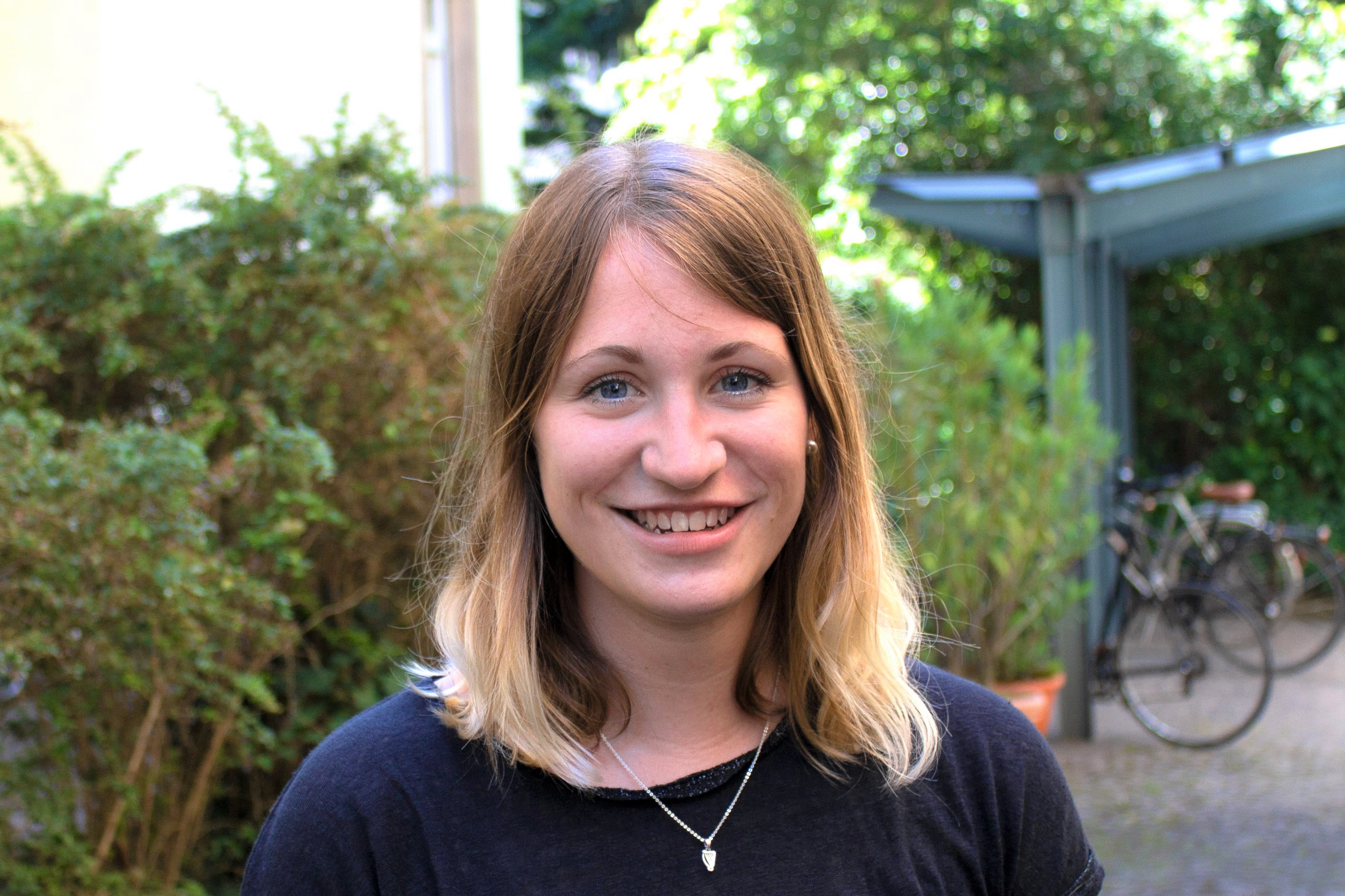 Jessica Hobusch (B. Sc. Geographie)