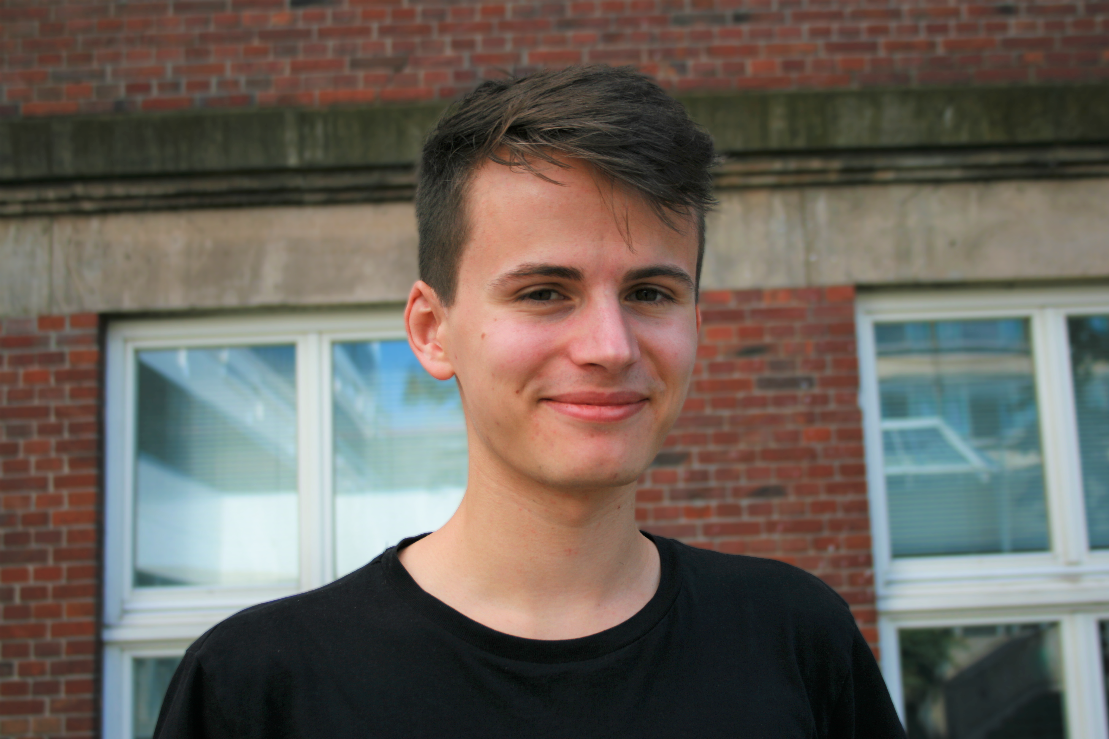 Niklas Engelhardt (B. Sc.Sozialwissenschaften)