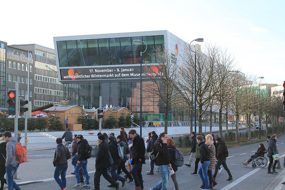 Verkehrsgutachten zum DFB-Fußballmuseum in Dortmund