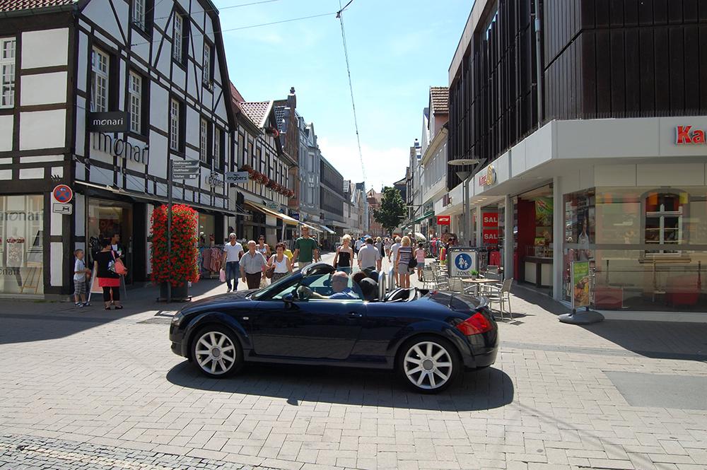 Integriertes Mobilitätskonzept Altstadt Lippstadt