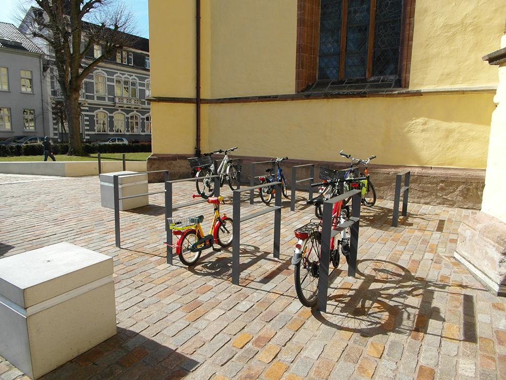 Fahrradparken Lemgo
