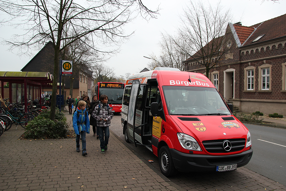 Flexibler Bürgerbus Olfen