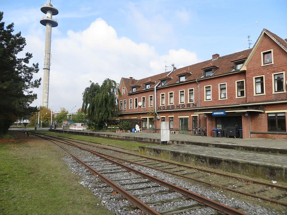 Städtebaulicher Rahmenplan für das Bahnhofsumfeld Nordhorn