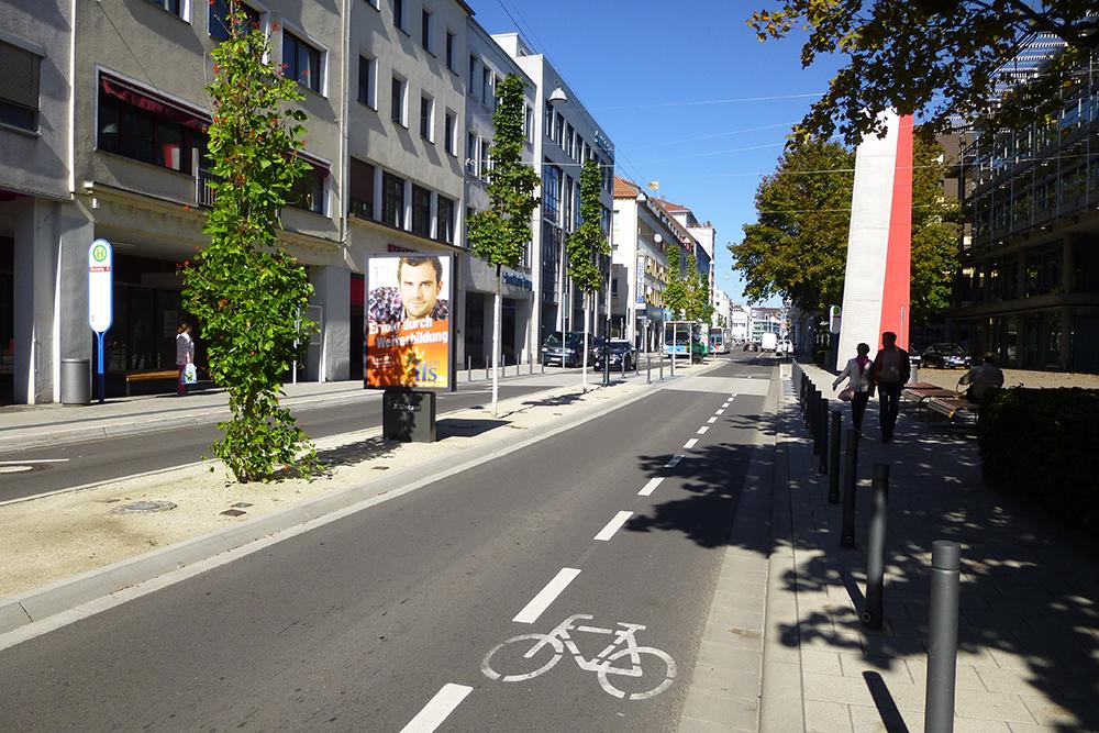 Verkehrsentwicklungsplan Saarbrücken 2030