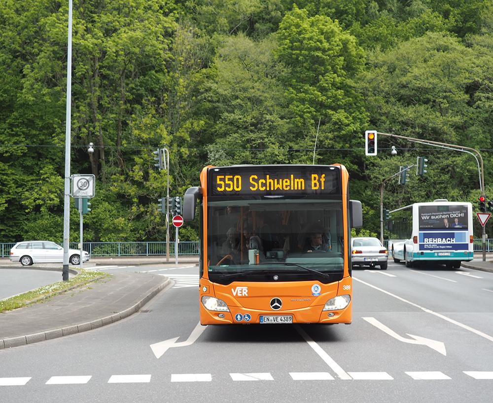 Nahverkehrsplan Ennepe-Ruhr-Kreis