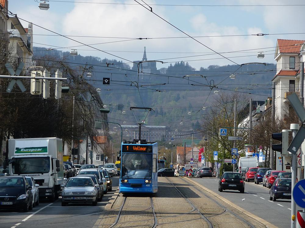 Tourismuskonzept Stadt Kassel