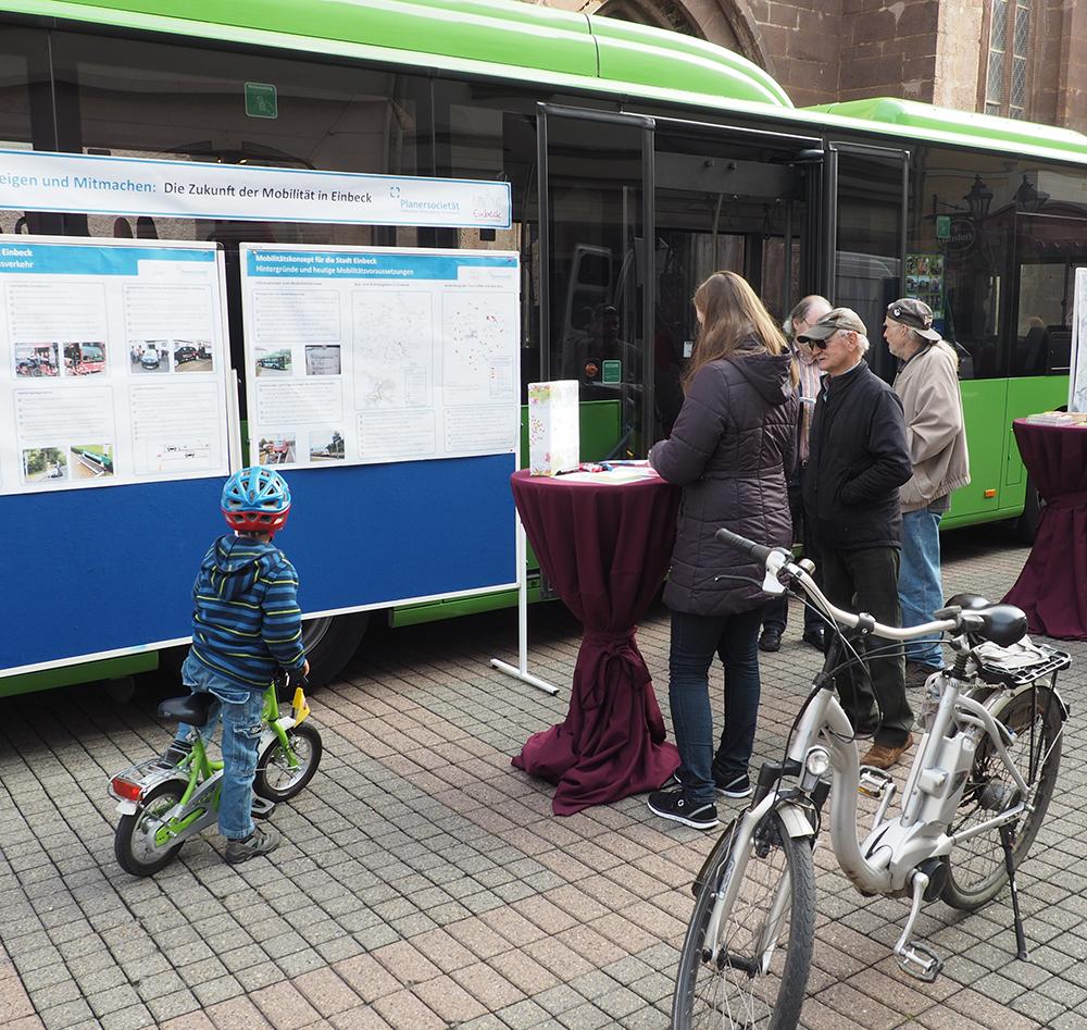 ÖPNV-Konzept Stadt Einbeck