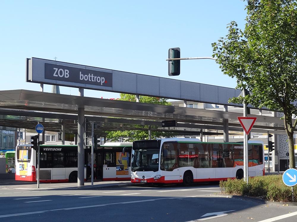 Nahverkehrsplan Stadt Bottrop
