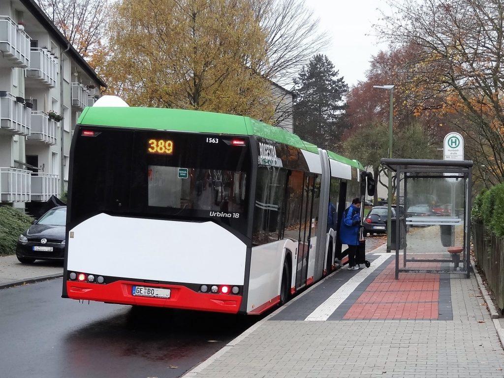 Nahverkehrsplan Stadt Gelsenkirchen