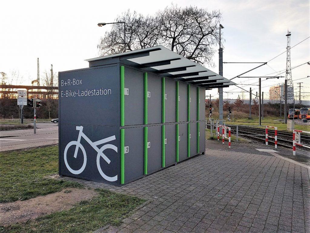 Bike+Ride-Konzept Baden-Württemberg