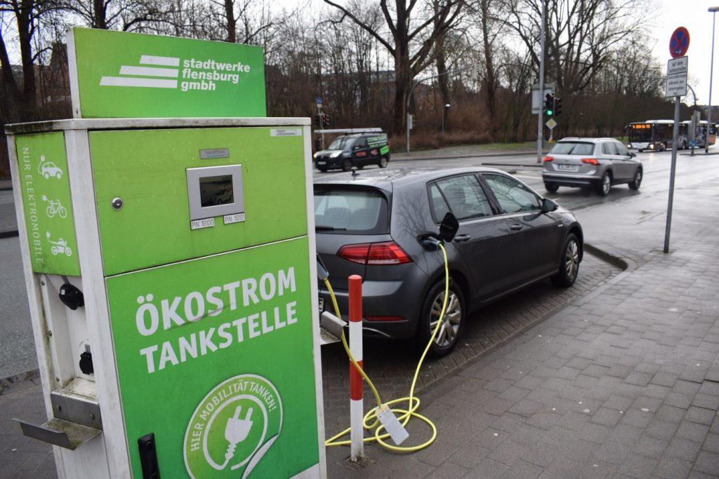 Elektromobilitätskonzept für die Stadt Flensburg