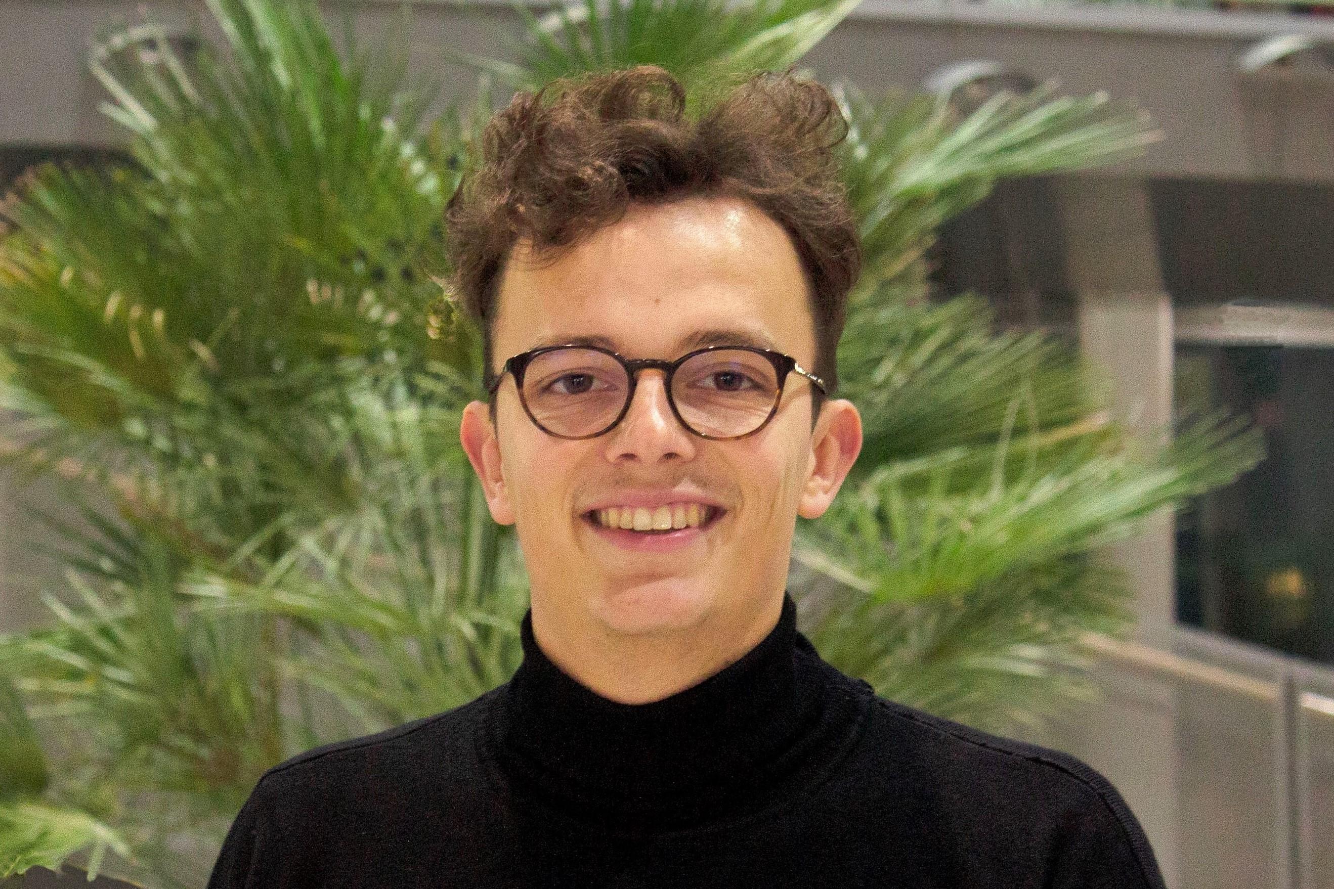 Joel Jost <br />(B. Sc. Raumplanung)