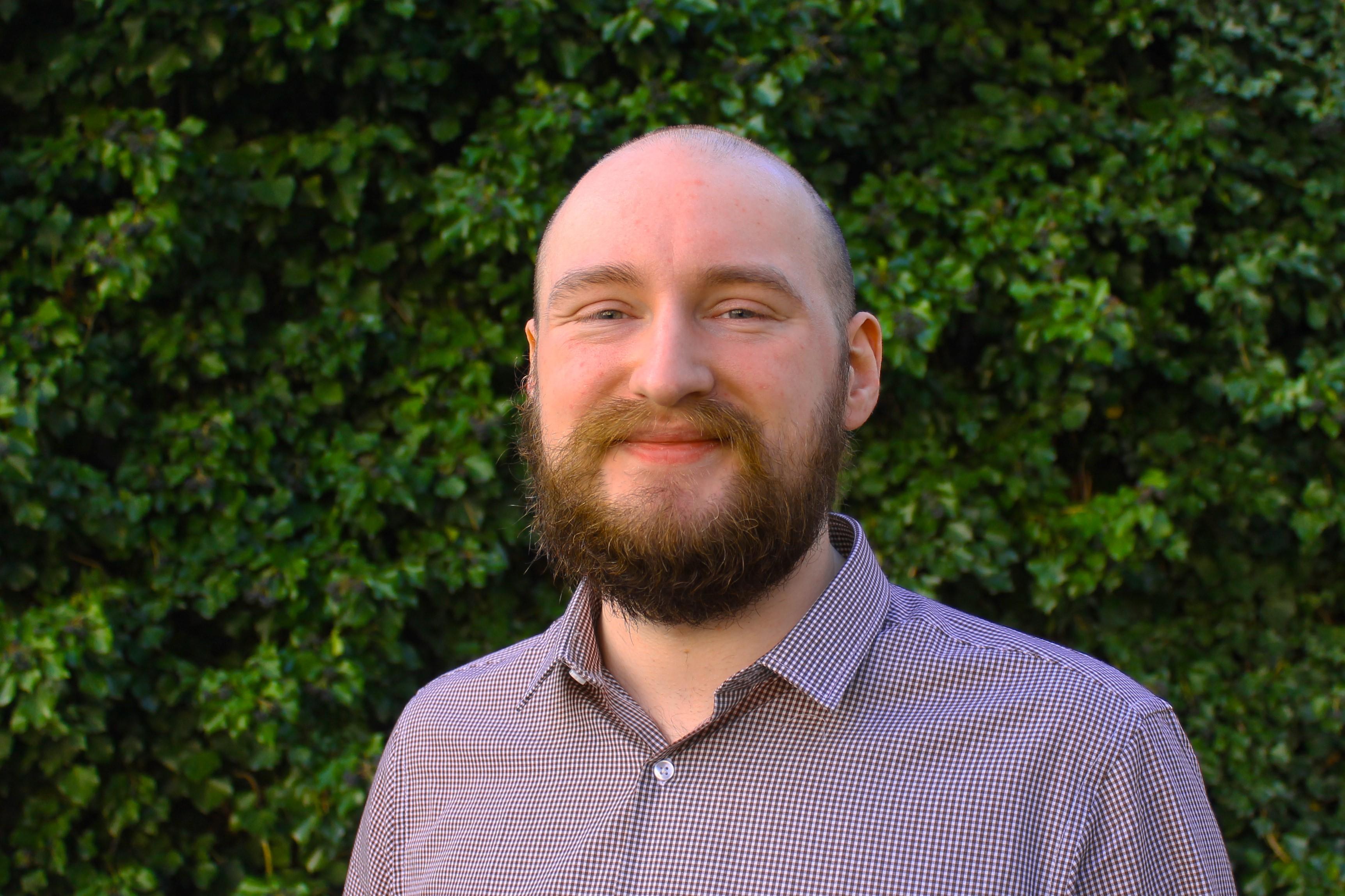 Martin Betcher (cand. Informatik)