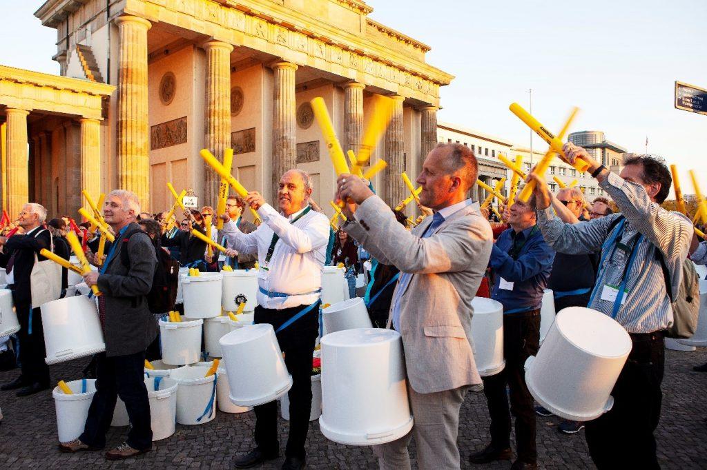 2. Deutscher Fußverkehrskongress 2018 in Berlin