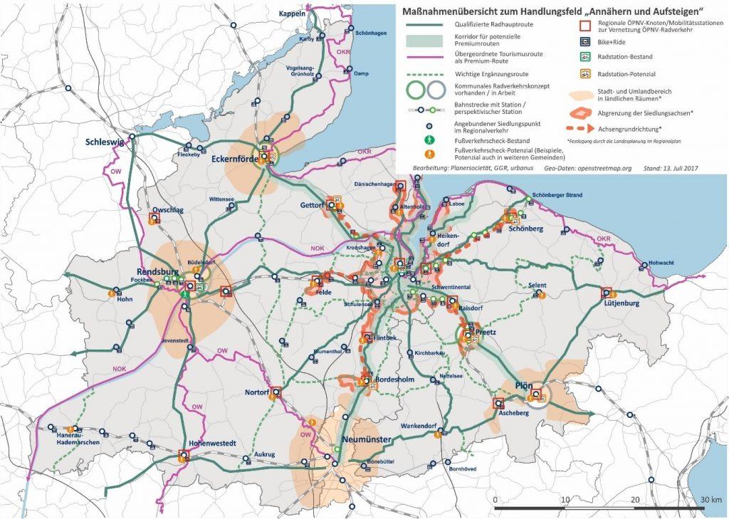 Masterplan Mobilität KielRegion