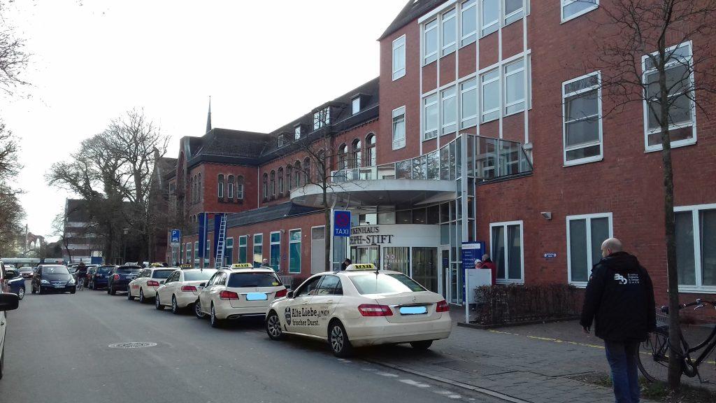 Verkehrsuntersuchung St.-Joseph-Stift Bremen