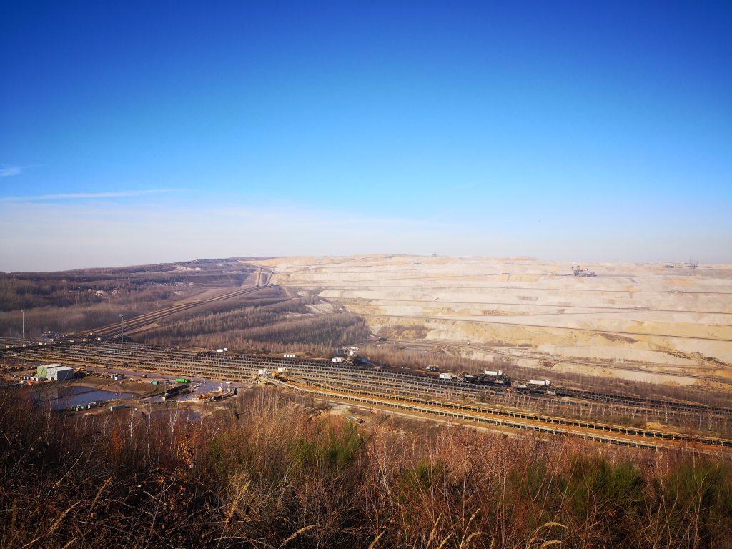Raumentwicklungsperspektive für die Tagebaufolgelandschaft Hambach