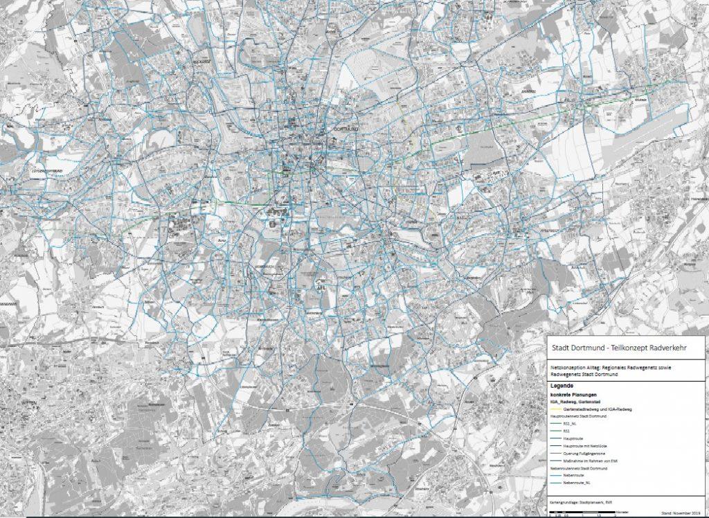 Radverkehrsstrategie Dortmund