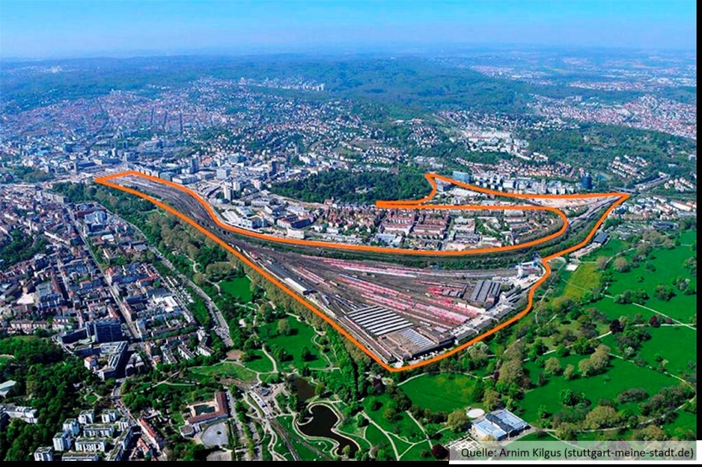 Innovative City-Logistik Stuttgart