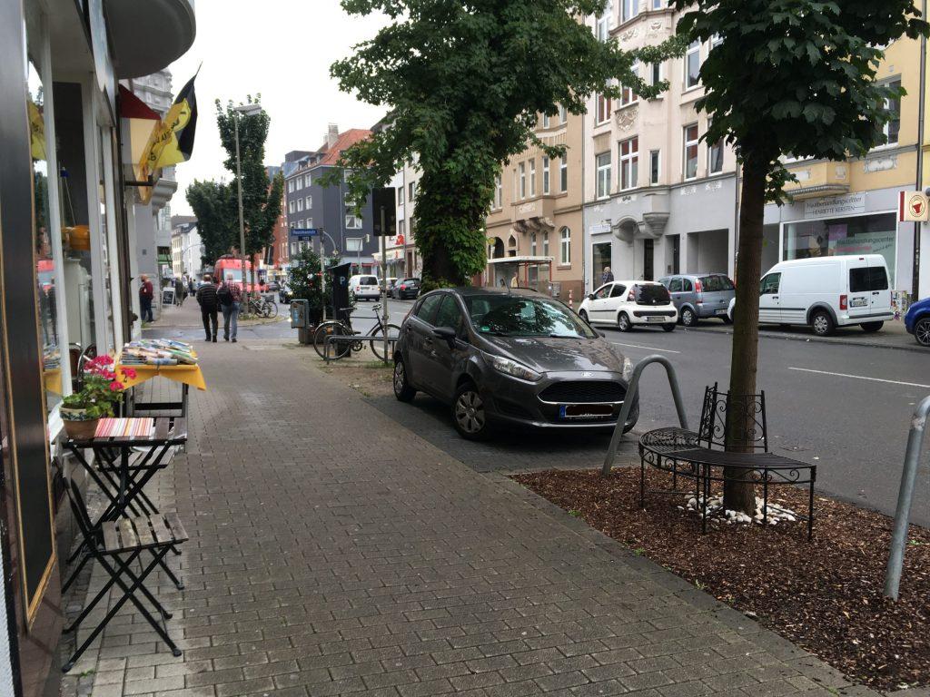 Teilkonzept Ruhender Verkehr im Masterplan Mobilität Dortmund