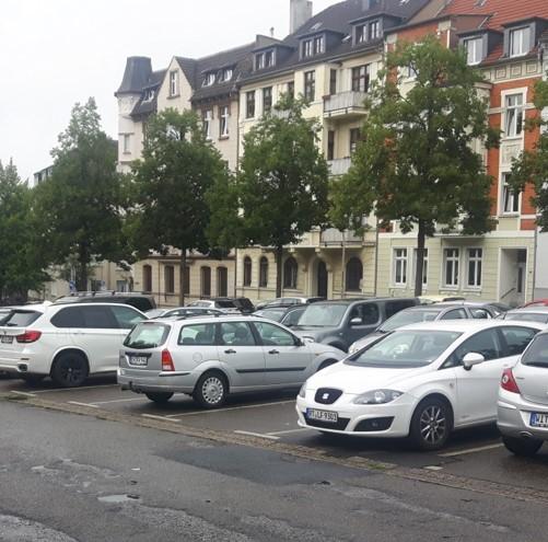 Parkraumkonzept Witten