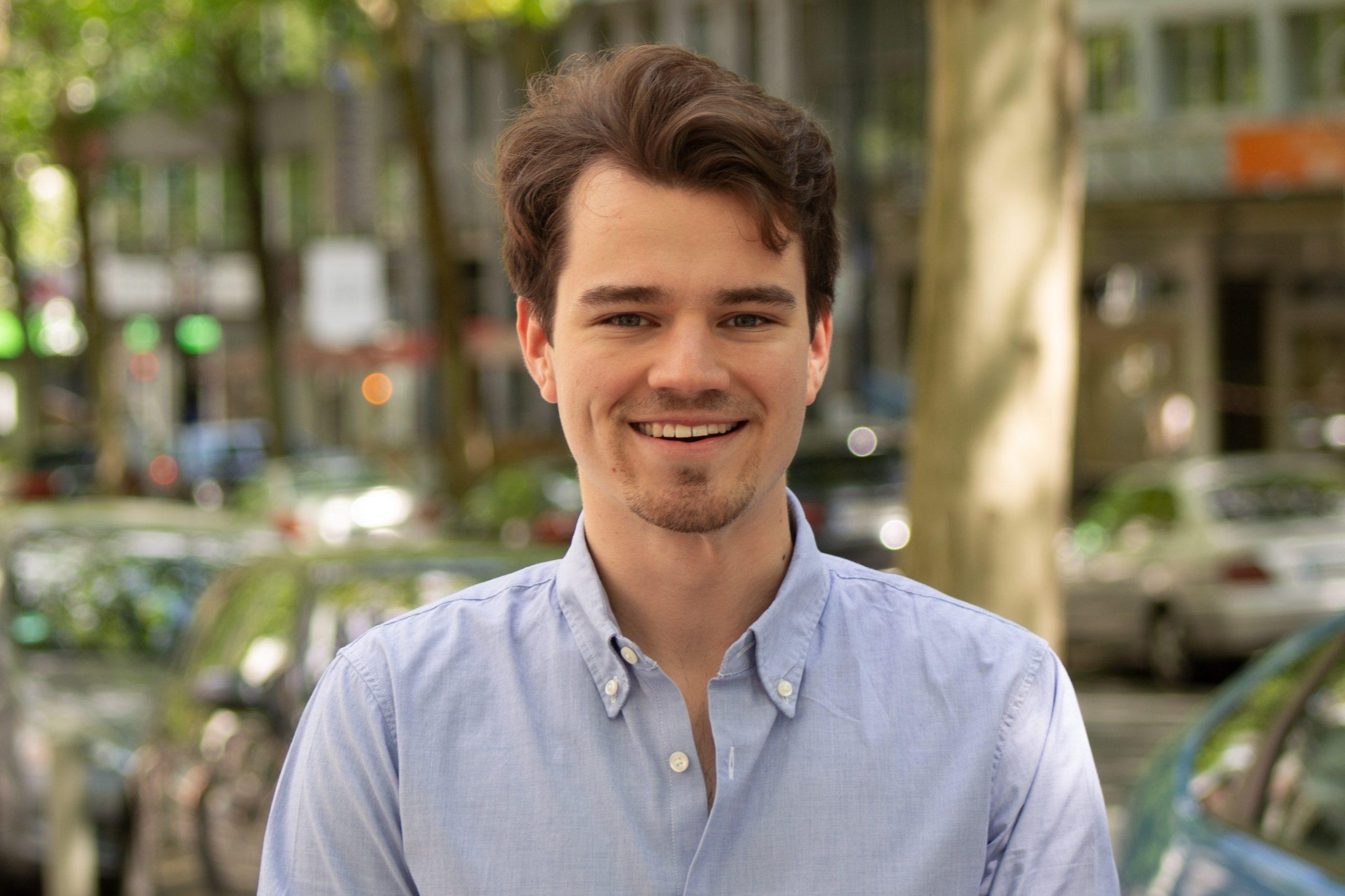 Bastian Powierski (cand. Raumplanung)