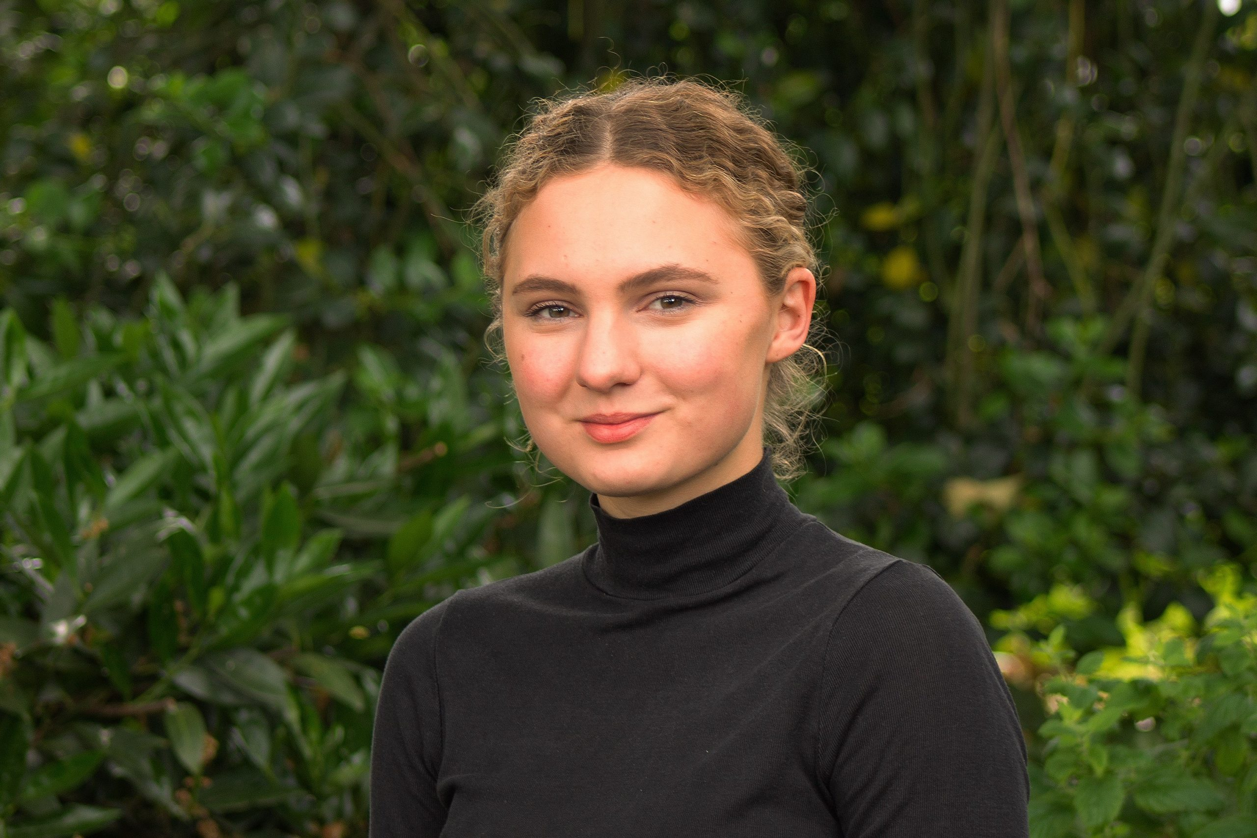 Kristin Hanna (cand. Raumplanung)