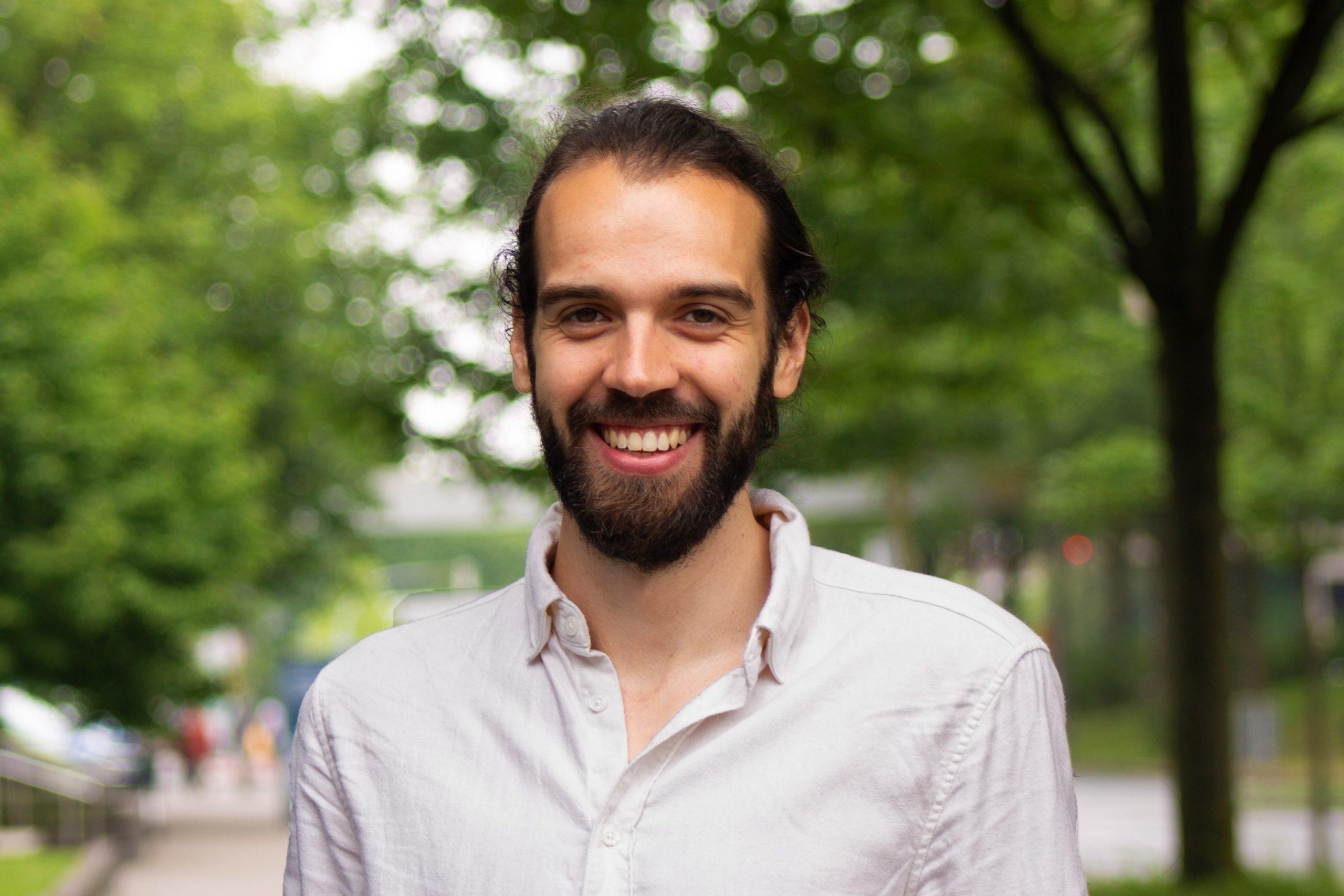Nils Becker (B.Sc. Geografie)
