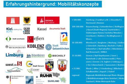 Handbuch Kommunale Mobilitätskonzepte
