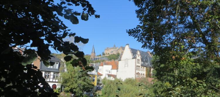 Marburg/Lahn, Schloss