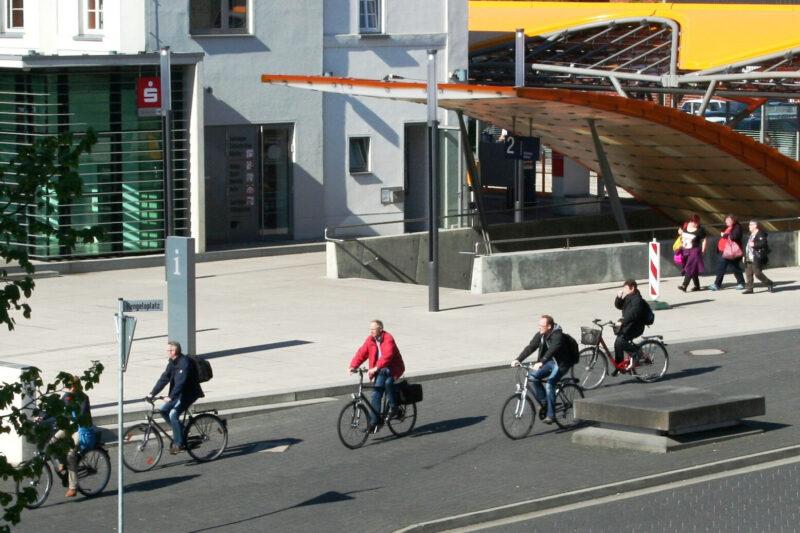 Integriertes Mobilitätskonzept Emsdetten